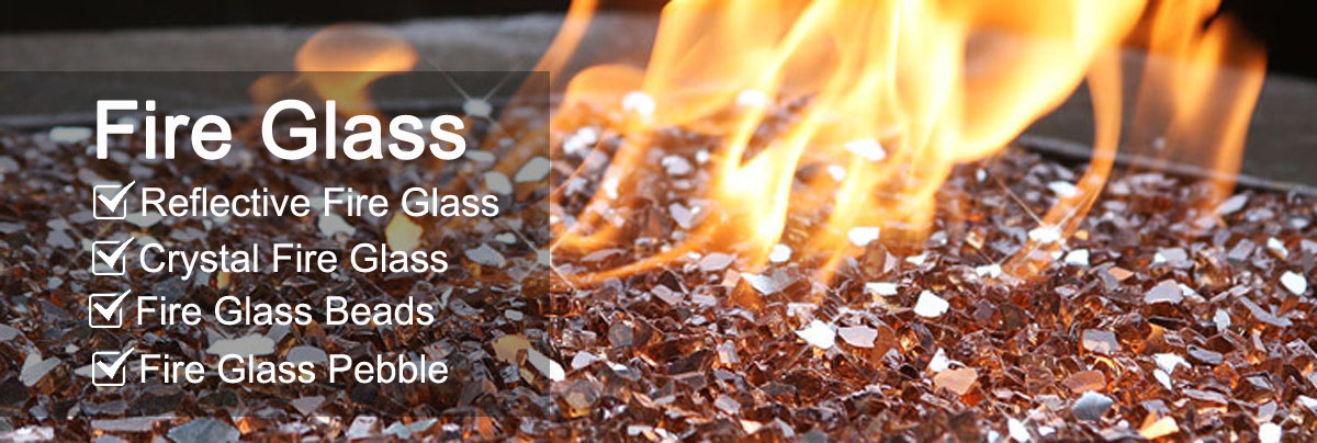 Fire Glass - Best Fire Glass For Fire Pits & Fireplaces - Kingnod Glass